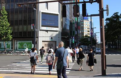 札幌駅前ビジョン